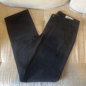 Navy Straight Leg Men's Bonobos Size 33x36
